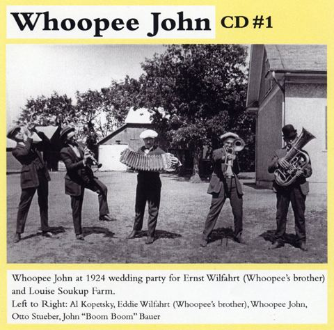 Whoopee John The Celestial Monochord Music for Moonshiners Whoopee John