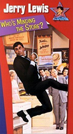 Who's Minding the Store? Amazoncom Whos Minding the Store VHS Jerry Lewis Jill St