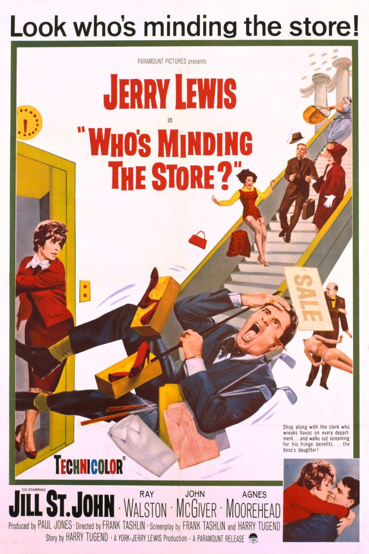 Who's Minding the Store? wwwgstaticcomtvthumbmovieposters682p682pv