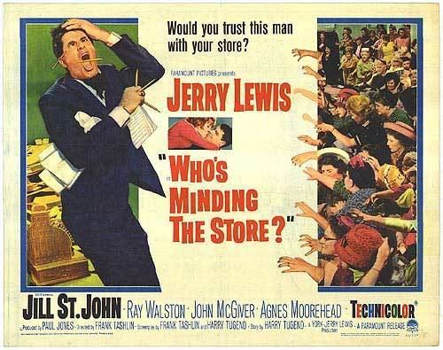 Who's Minding the Store? Whos Minding The Store movie posters at movie poster warehouse