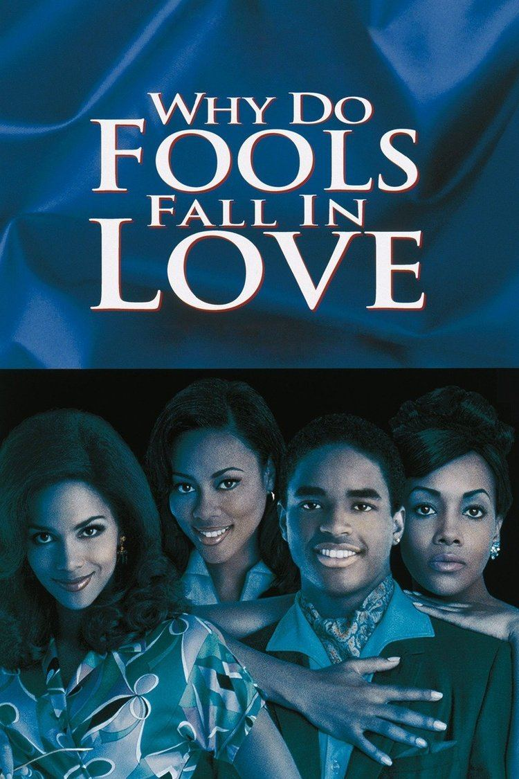 Why Do Fools Fall in Love (film) wwwgstaticcomtvthumbmovieposters21457p21457