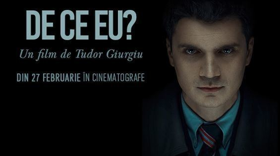 Why Me? (2015 film) Why me by Tudor Giurgiusix screenings at Berlinale The Romania