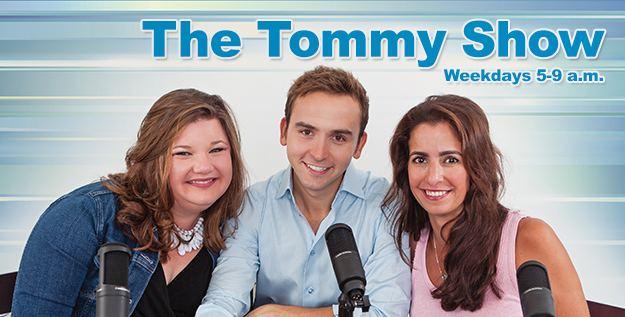 WIAD The Tommy Show 947 Fresh FM
