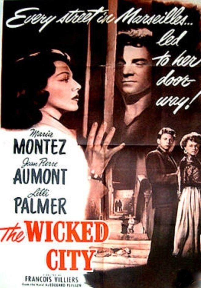 Wicked City (1949 film) Wicked City aka Hans le marin 1949 Film Noir of the Week
