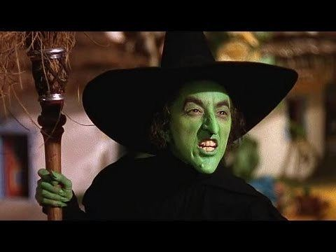 Wicked Witch of the East The Wicked Witch of the West appears The Wizard Of Oz 1939 YouTube