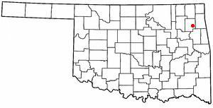 Wickliffe, Oklahoma