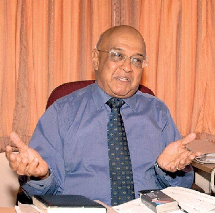 Wickrema Weerasooria Dr Wickrema Weerasooria appointed as Presidential Adviser on