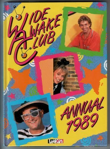 Wide Awake Club Wide Awake Club Annual 1989 by Phil Parsons Children39s Bookshop