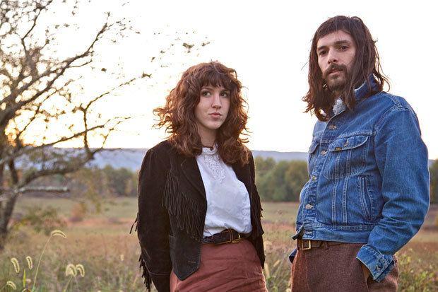 Widowspeak Widowspeak Cinematic Brooklyn Duo Overcome Internal Strife SPIN
