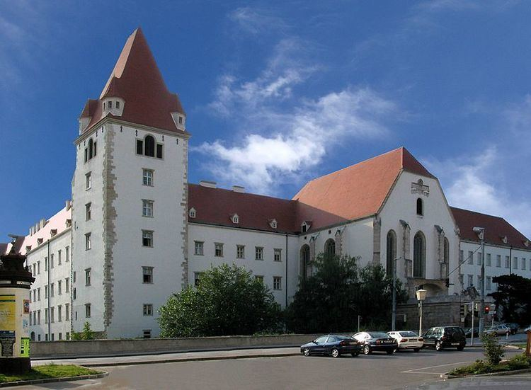 Wiener Neustadt in the past, History of Wiener Neustadt
