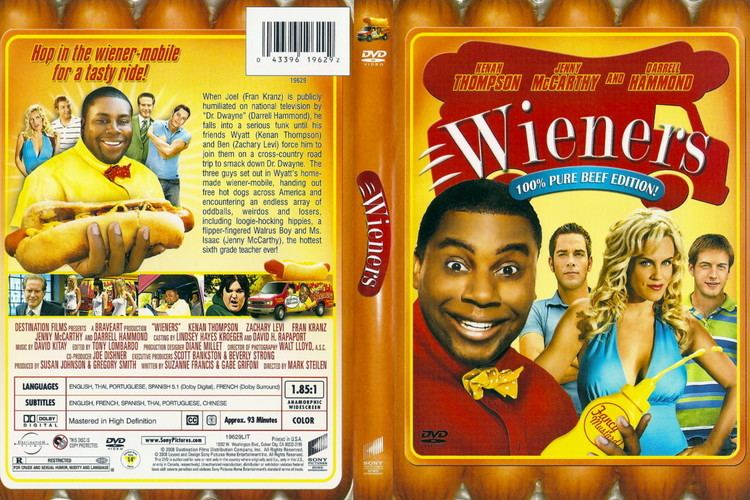 COVERSBOXSK Wieners 2008 high quality DVD Blueray Movie