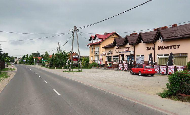 Wikielec, Iława County