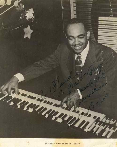 Wild Bill Davis Lockjaw Davis Wild Bill Davis JazzWax