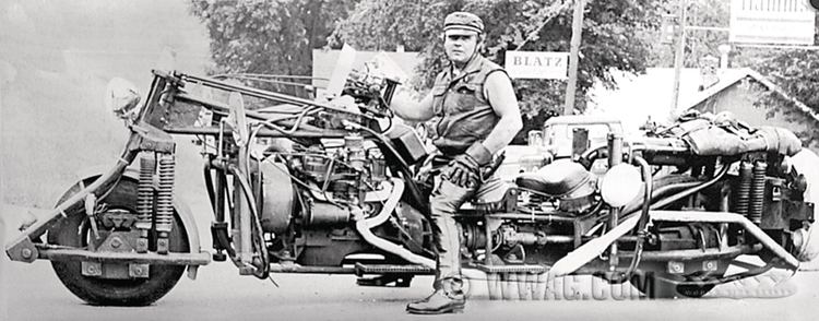 Wild Bill Gelbke Road Dog 1965 William quotWild Billquot Gelbke