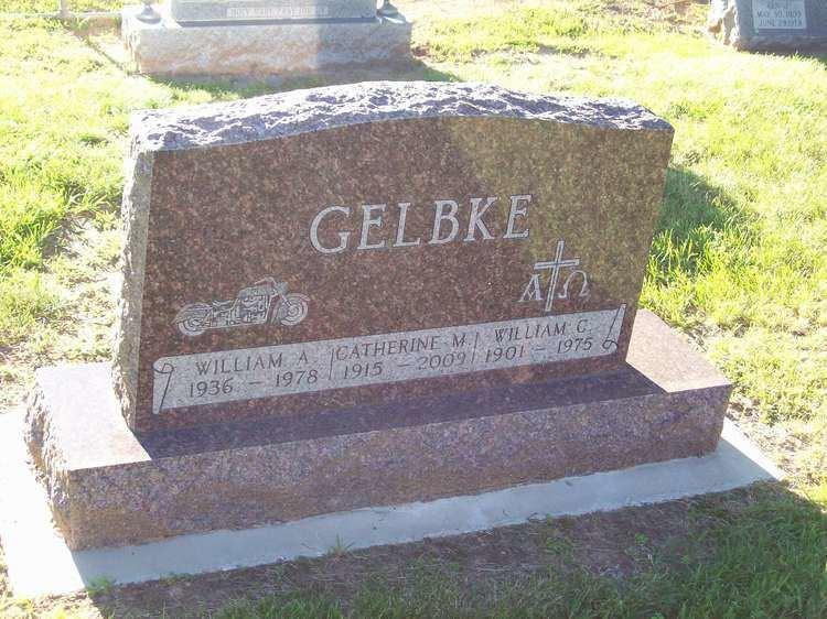 Wild Bill Gelbke William A quotWild Billquot Gelbke 1932 1978 Find A Grave Memorial