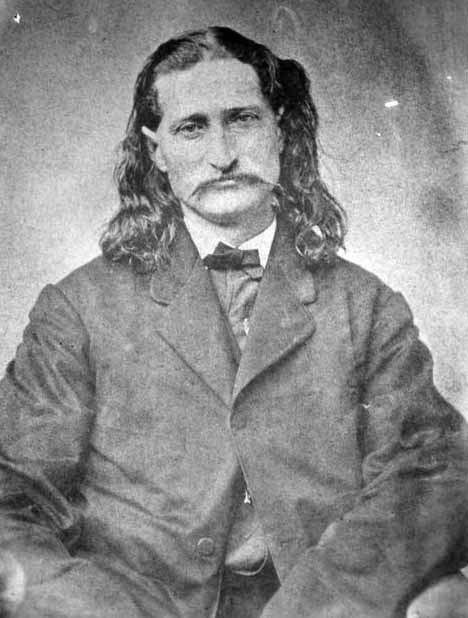Wild Bill Hickok James B quotWild Billquot Hickok Kansapedia Kansas