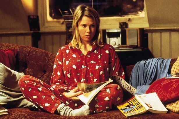 Wild Dog Diaries movie scenes Bridget Jones s Diary