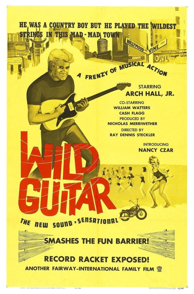 Wild Guitar Most definitely a B movie or maybe even a C but