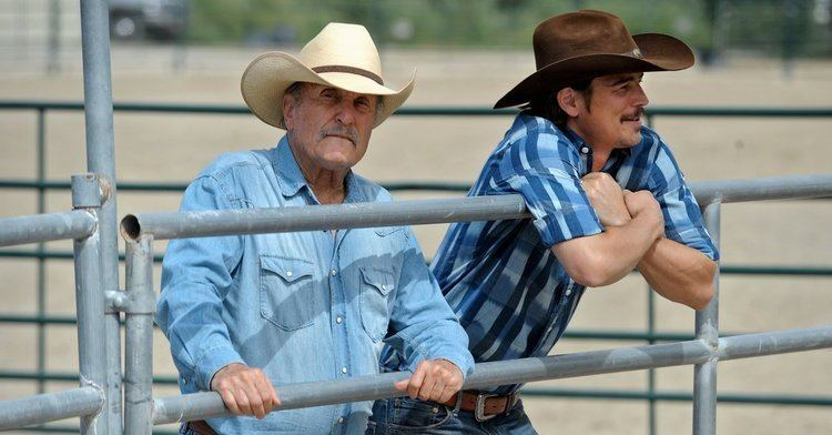 Review Wild Horses a Film by and Starring Robert Duvall The
