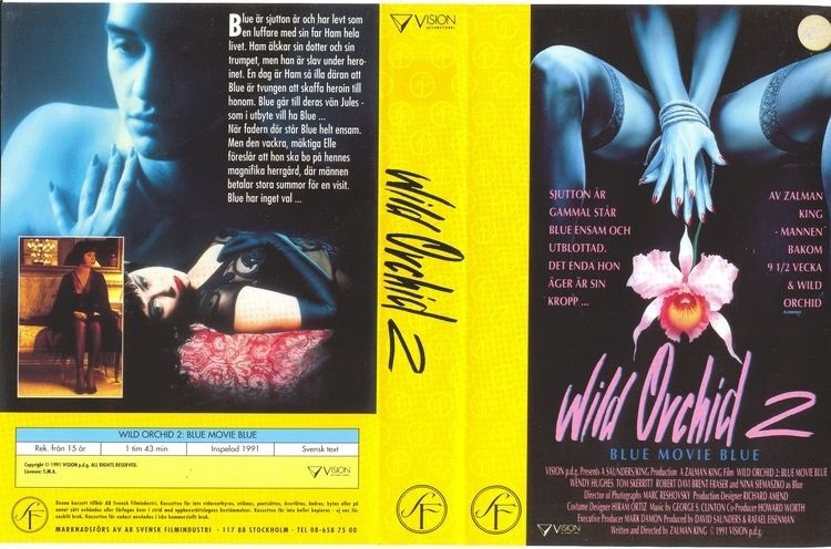 COVERSBOXSK Wild Orchid II Two Shades of Blue 1992 high