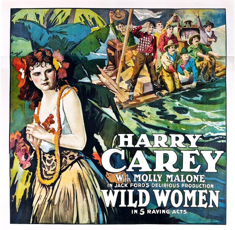 Wild Women movie poster