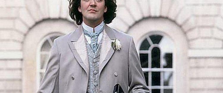 Wilde (film) movie scenes Wilde Movie Review