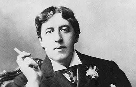 Wilde Oscar Oscar Wilde39s blue plaque turns Worthing39s gentlefolk red