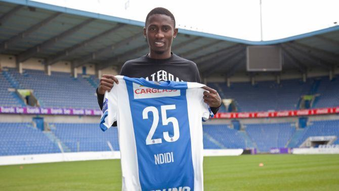 Wilfred Ndidi Wilfred Ndidi to Join Flying Eagles on Monday