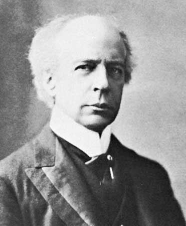 Wilfrid Laurier Sir Wilfrid Laurier prime minister of Canada Britannicacom