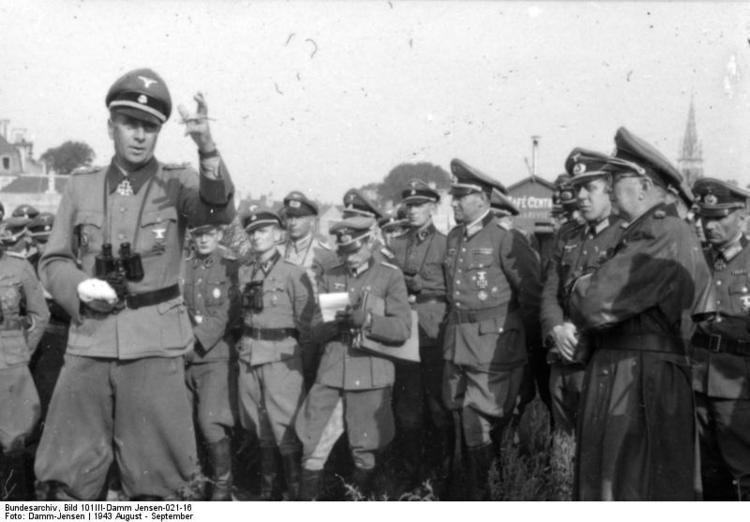 Wilhelm Bittrich FileBundesarchiv Bild 101IIIDamm Jensen02116