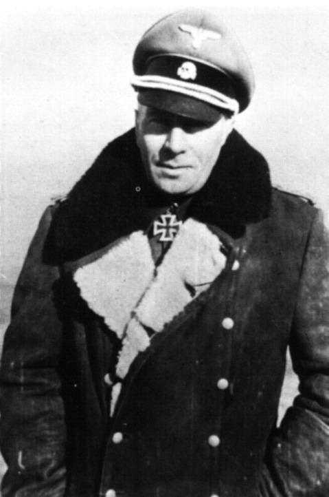 Wilhelm Bittrich Bittrich Wilhelm WW2 Gravestone
