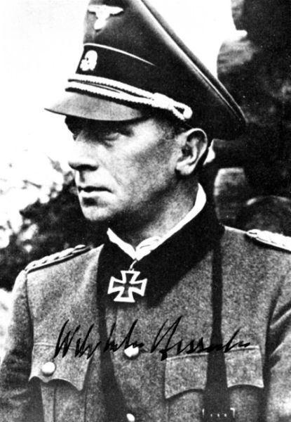 Wilhelm Bittrich World War 2 Awardscom BITTRICH Wilhelm