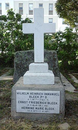 Wilhelm Bleek Wilhelm Bleek Wikipedia