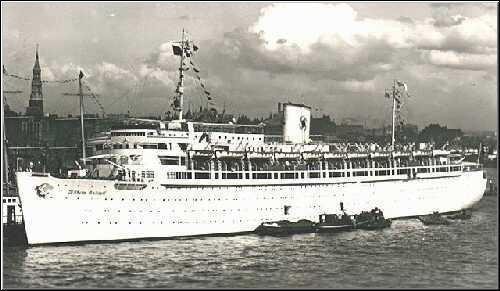 Wilhelm Gustloff Sinking of the Wilhelm Gustloff