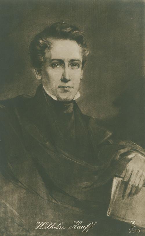 Wilhelm Hauff Das Goethezeitportal Wilhelm Hauff Lichtenstein I