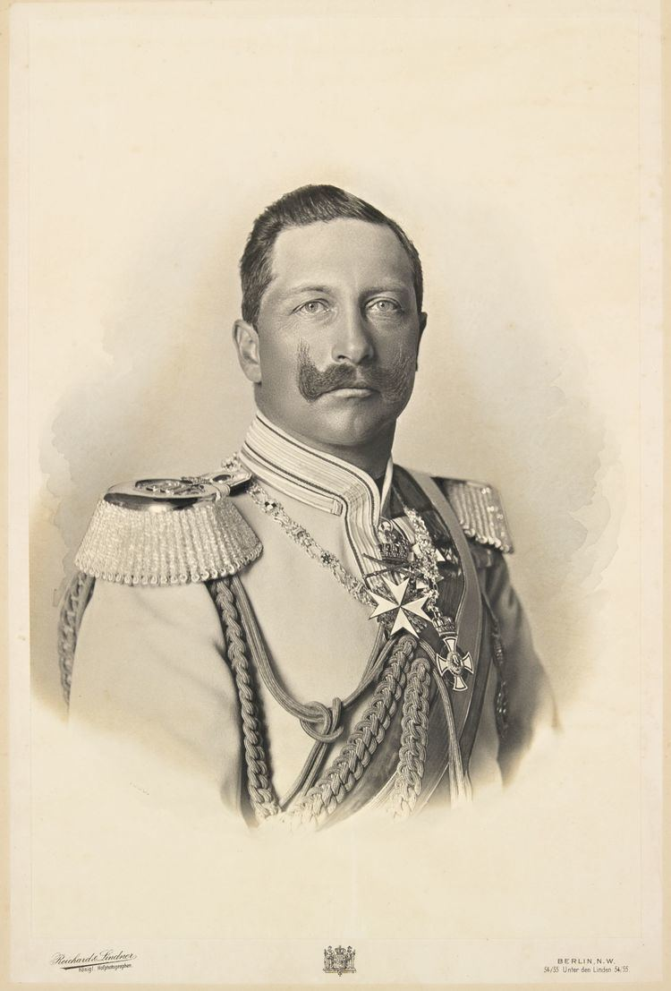 Wilhelm II, German Emperor All About Royal Families Descendants of Queen Victoria