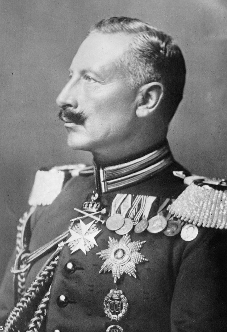 Wilhelm II, German Emperor httpsuploadwikimediaorgwikipediacommons66