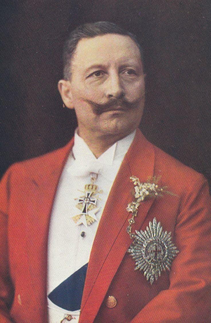 Wilhelm II, German Emperor Wilhelm II German Emperor Wilhelm II Emperor of