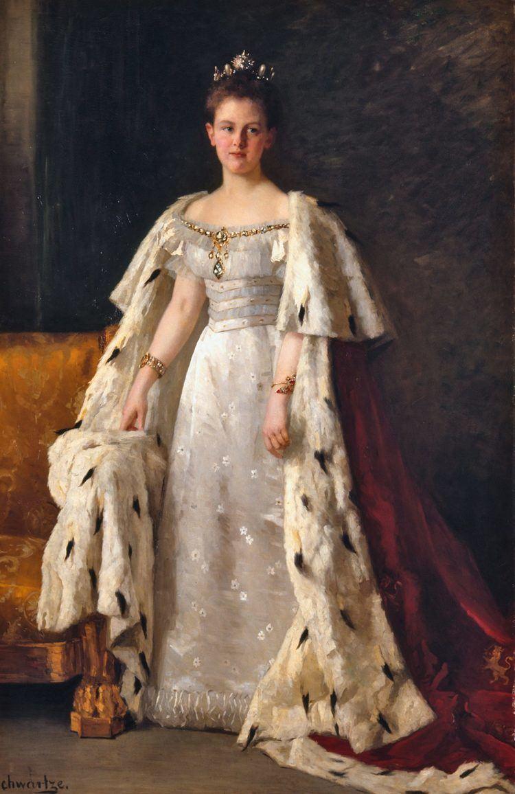 Wilhelmina of the Netherlands Queens Regnant Wilhelmina of the Netherlands History of