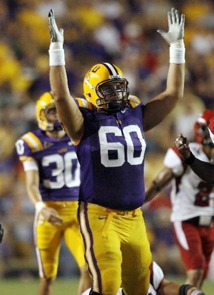 Will Blackwell LSU football Will Blackwell Josh Dworaczyk eager to anchor Tigers