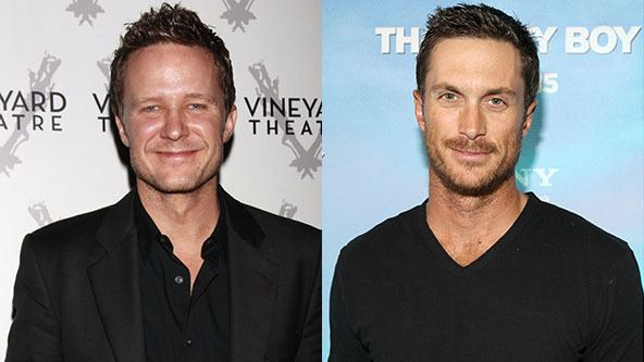 Will Chase ampaposNashvilleampapos promotes Will Chase Oliver Hudson