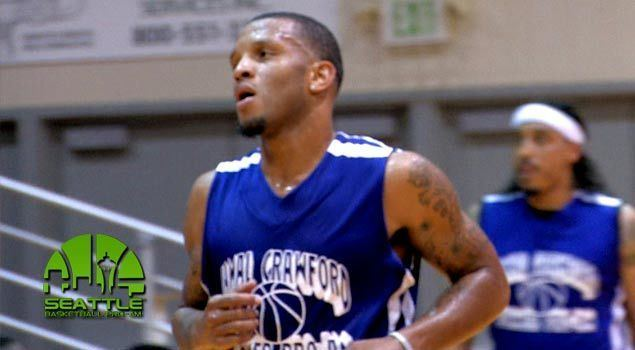 Will Conroy Will Conroy Mixtape from Jamal Crawford ProAm