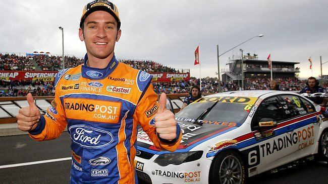 Will Davison Ford39s Will Davison says it is his time to shine today at