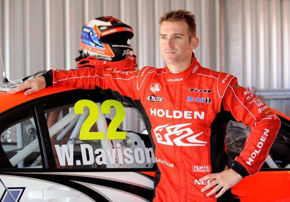 Will Davison Will Davison Pictures V8 Supercars Testing Zimbio