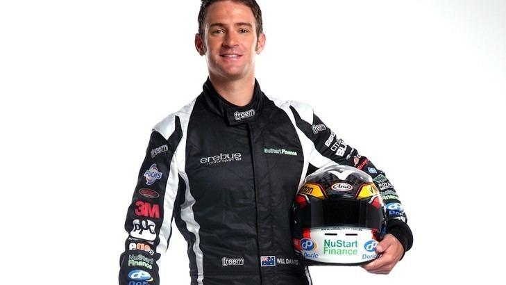 Will Davison Teams v8supercars1