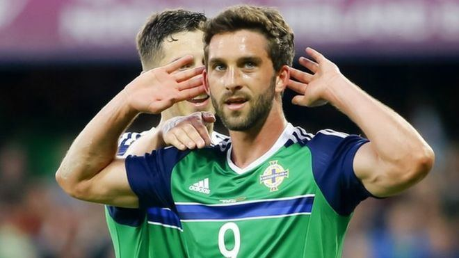 Will Grigg Will Griggs on fire Parody song reaches number seven in ITunes UK