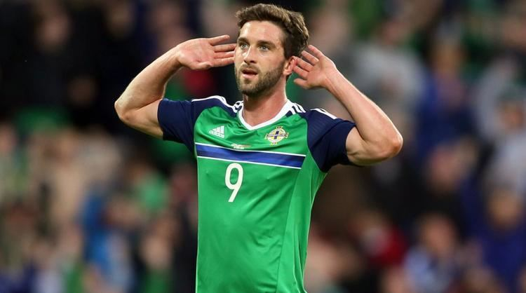 Will Grigg Will Griggs on fire Heros welcome for Northern Ireland striker