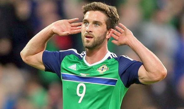 Will Grigg Euro 2016 Northern Ireland boss reveals all on Will Grigg decision