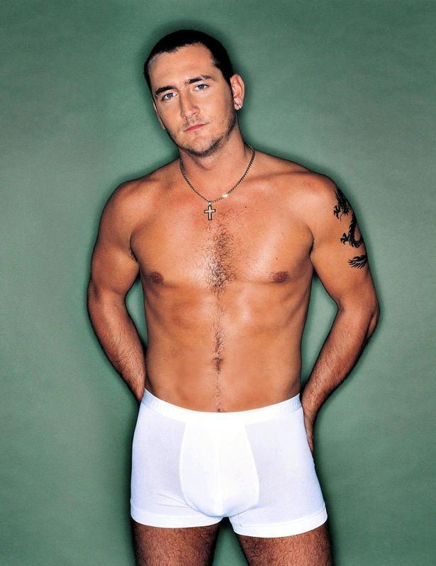 Will Mellor Will Mellor 39Gay or straight I love people fancying me