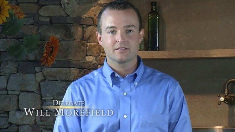 Will Morefield Delegate Will Morefield Working for Southwest Virginia YouTube